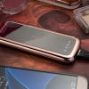 Power bank Remax รุ่น Mirror สี Rose Gold ขนาด 10000 mAh ราคา 690 บาท